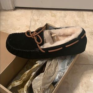 Brand new in box ugg moccasins